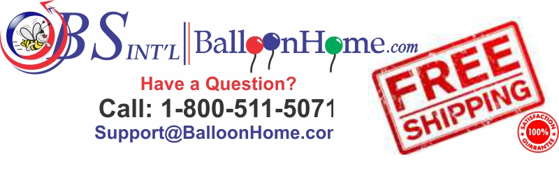 custom balloons customized logo printing